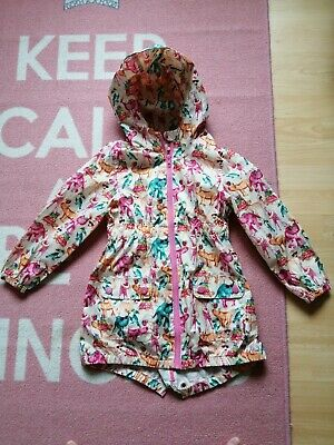 Next Girls Age 6 Years Raincoat Next Day Dispatch