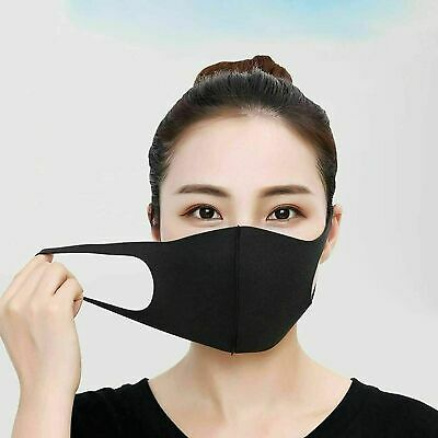Breathable Mask Washable Face Mouth washable Protection Adult Child Reusable