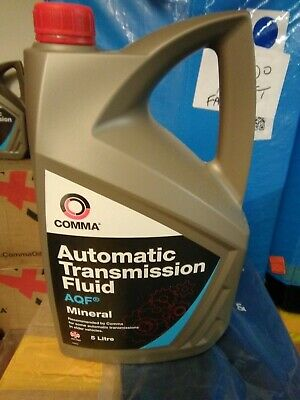 comma+Automatic transmission Fluid, mineral.5 litre.