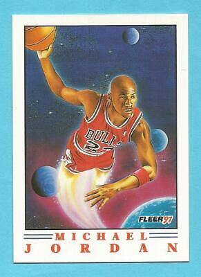 "MICHAEL JORDAN 1991-92 Fleer Pro-Visions #2 Bulls HOF'er ""The Last Dance"""