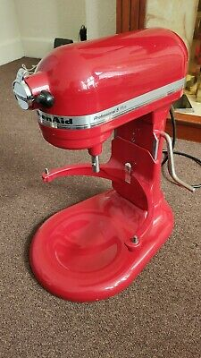 Kitchenaid Pro 5 Plus Empire Red Mixer REPLACEMENT FOR BODY NO GEAR/MOTOR/BOARD