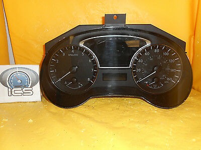 2014 Pathfinder Speedometer Instrument Cluster Dash Panel Gauges 52,260