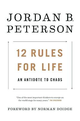 12 Rules for Life An Antidote to Chaos ( Digital 2020 0