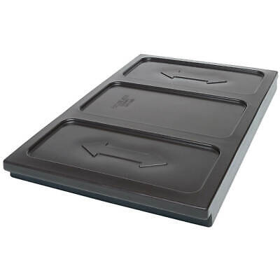 Cambro Thermobarrier Insulated Shelf, Set Of 2 Dark Brown 1200Div-131