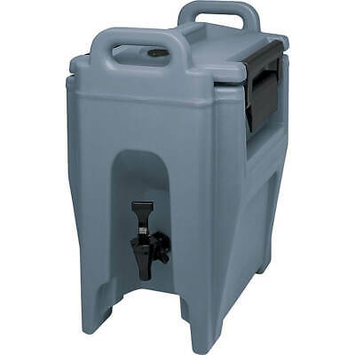 Cambro 2.75 Gal. Insulated Beverage Dispenser, Ultra Camtainer Slate Blue Uc250