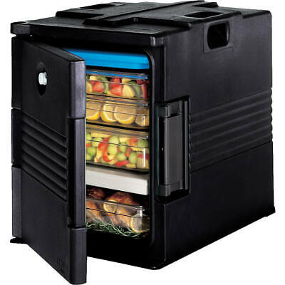 Cambro Ultra Insulated Food Carrier / Hot Box Black Upc400-110