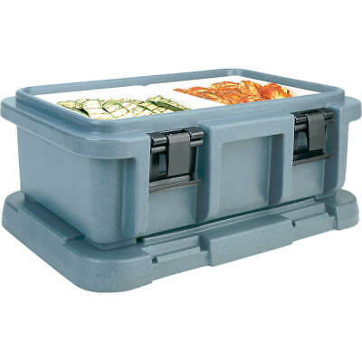 "Cambro Top Loading Insulated Food Carrier For 6"" Deep Pans Slate Blue Upc160-401"