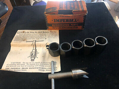 Imperial # 98-F Refacing Tool with Adapters