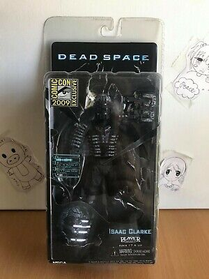 DEAD SPACE Figure: Isaac Clarke in Unitology Suit SDCC Exclusive *NEW*