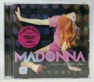 = Cd = Madonna = Confessions On A Dance Floor = Mint Like New = 2005 ===========