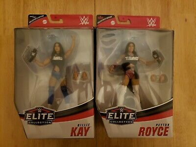 WWE Mattel Elite Billie Kay Peyton Royce Iconics Target Walmart Exclusive Chase
