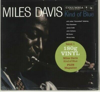 Kind of blue Miles Davis deagostini 180g reissue unopened