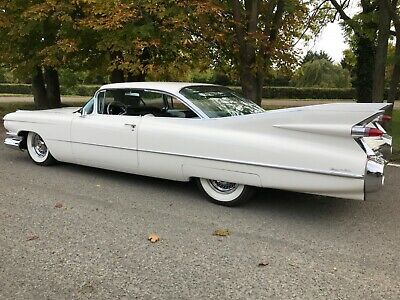 1959 Cadillac Coupe Deville, STUNNING