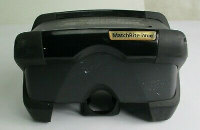 X-RITE Matchrite IVUE VS205 Spectrophotometer Paint Matching Tool NO Software