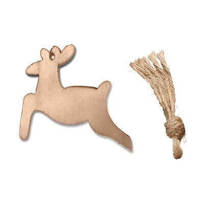 (Pack of 10PCS) Aspire Unfinished Wooden Art Craft Hanging Ornaments for Christm