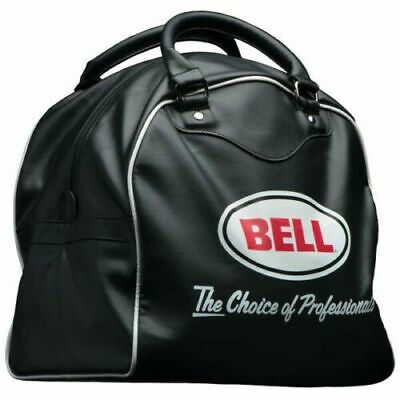 Bell Open Face Motorcycle Helmet Synthetic Leather Carry Bag