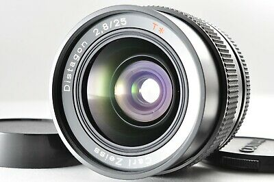 [MINT!] CONTAX Carl Zeiss Distagon 25mm F2.8 T* MMJ for CY mount Ship from JAPAN