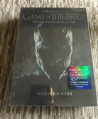 Game of Thrones season 7 (DVD, Region 1) Brand New Free Shipping