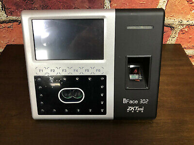 ZKTeco iFace302 Face Fingerprint Identification Terminal