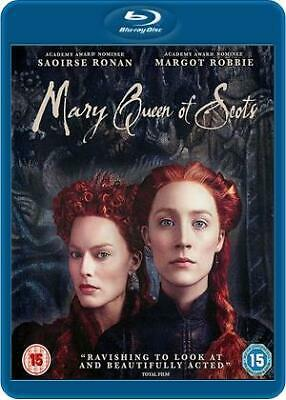 Mary Queen of Scots Blu-ray (2018)