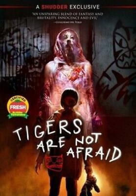 TIGERS ARE NOT AFRAID (Region 1 DVD,US Import,sealed.)