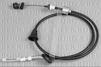 BORG & BECK CLUTCH CABLE FOR SEAT IBIZA Hatchback Petrol 1.4 55KW