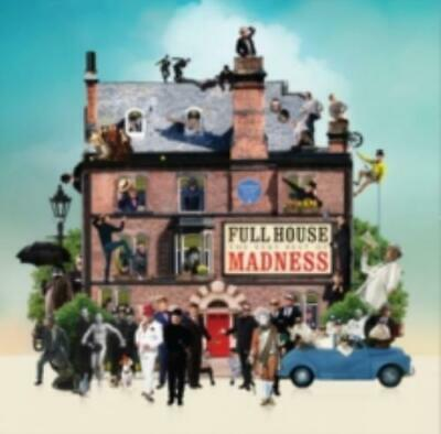 Madness: Full House: Very Best Of Madness (Cd.)