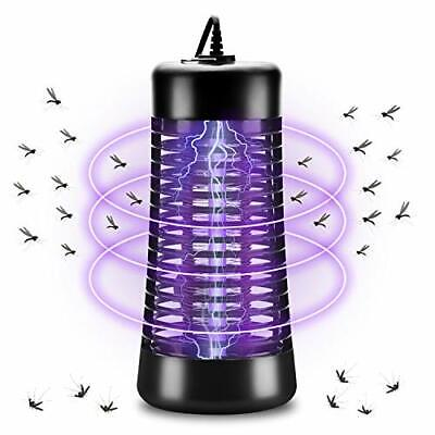 AUERVO Bug Zapper, Electronic Insect Killer with 6W UV Light Mosquito Trap
