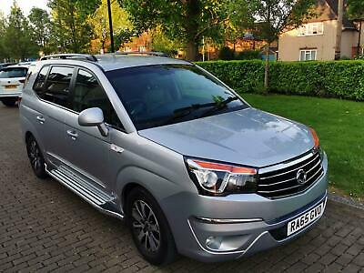 Ssangyong  Rodius Turismo 2.2TD 7 SEATS ( 178ps ) 4X4 Auto 2016MY ELX
