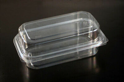LOAF CAKE CONTAINER MEDIUM - 1 Unit(s) Where Each  Unit Is 1 PK