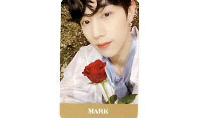 [ GOT7 ] DYE / Not By The Moon 8th Mini Album : 100% Official Photocard - MARK