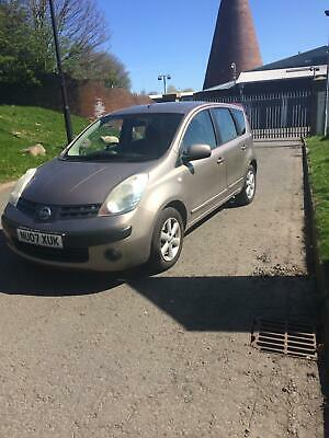 2007 NISSAN NOTE AUTOMATIC ONLY 47k FULL SERVICE HISTORY