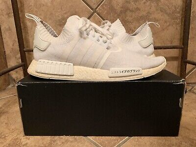 Adidas Nmd R1 Japan Triple White Size 13 Mens 59 99 Picclick