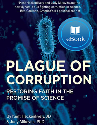 Plague Of Corruption - Restoring Faith In The Promise Of Science 2020