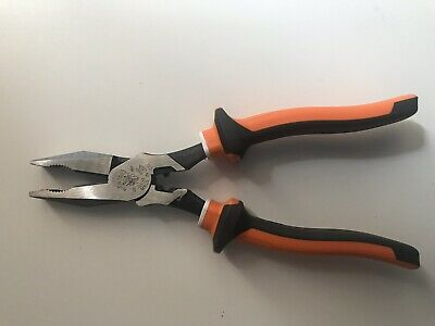 Klein Insulated Combination Pliers