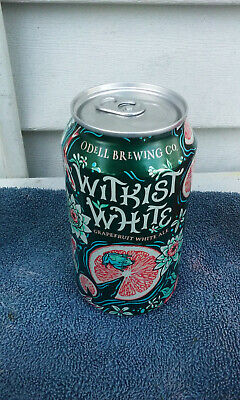 NEW BELGIUM SOUR IPA CHEAP  ALUMINUM BEER CAN CANS DOW