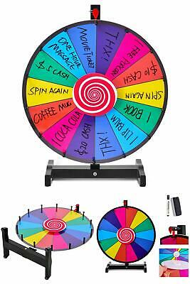 18 Editable 14 Slot Fortune Spinning Game Tabletop