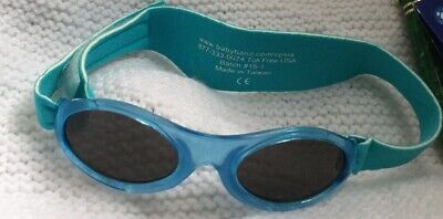 BABY SUNGLASSES By Baby Banz Adjustable Neoprene Strap
