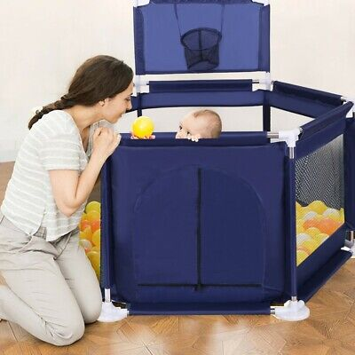 Portable & Travel Playpen Tent Ball Pool Play House Play Space For Children Baby