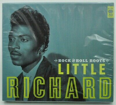 LITTLE RICHARD- Rock And Roll Roots - The Best of/Greatest Hits 2-CD