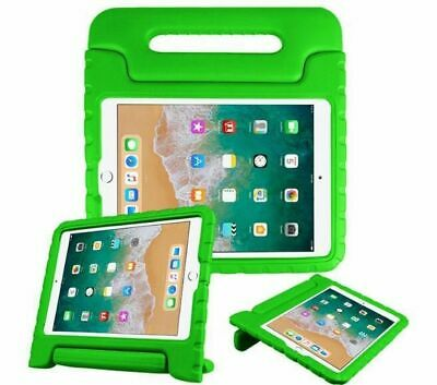 """For Apple iPad 10.2"""" Cover Stand 7th Gen 2019 Kids Shockproof Foam Case Handle"""