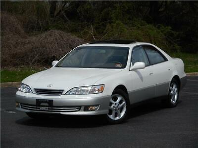 2000 Lexus ES 1OWN 33K MILES ACCIDENT FREE GS 330 NON-SMOKER 2000 LEXUS ES 300 1OWN 33K MILES ACCIDENT FREE GS 330 NON-SMOKER PRICED TO SELL!