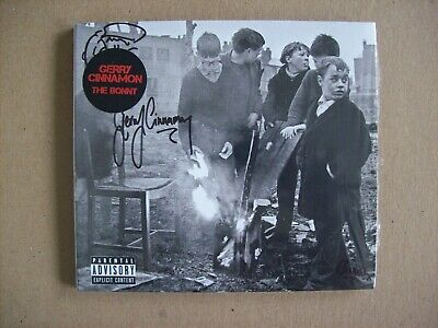 Gerry Cinnamon - The Bonny - CD -  Amazon Signed Edition....NEW & SEALED