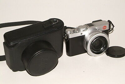 Leica D-Lux 7 camera and case