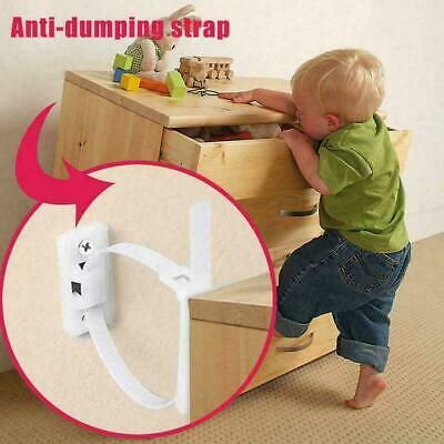 Furniture Anchors For Baby Proofing Stras Anti Tip Y4J0 Furniture A Wall V3Y9