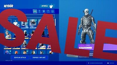 Fortnite RANDOM acces Accounts with skins, change password, guarantee skins