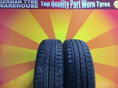 4X Tyres 165 70 R14 81T RoadStone Eurovis HP02 C C 70dB Deal of 4 Tyres