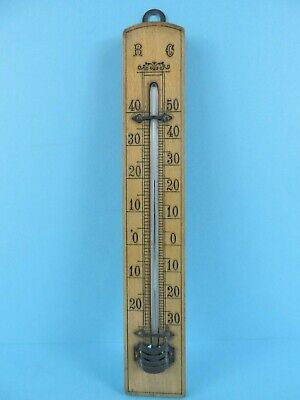 Altes Thermometer Wandthermometer