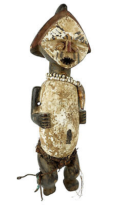Ambete Reliquary Figure Gabon African Art Collection