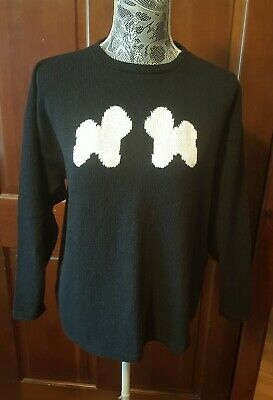 Bichon Frise dog sweater for people custom knitted